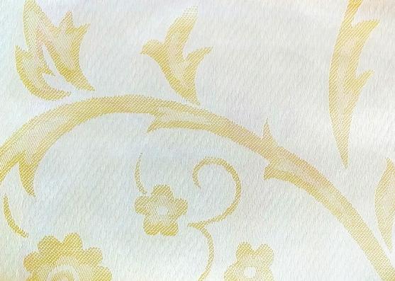 Tejido jacquard de punto de enfriamiento de poliéster para colchón protector de colchón DF42-1/3