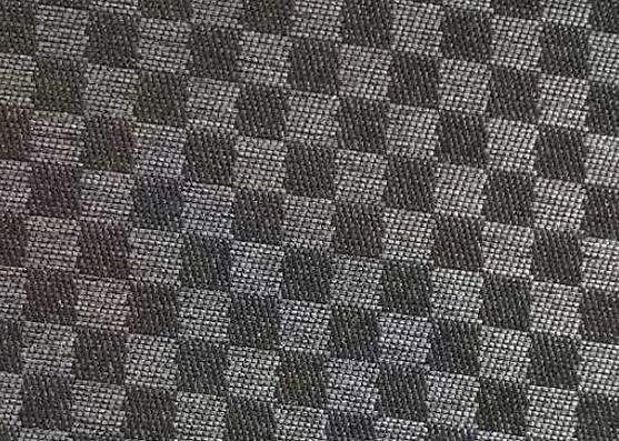 XH Tejido de poliéster oscuro compuesto K18-24