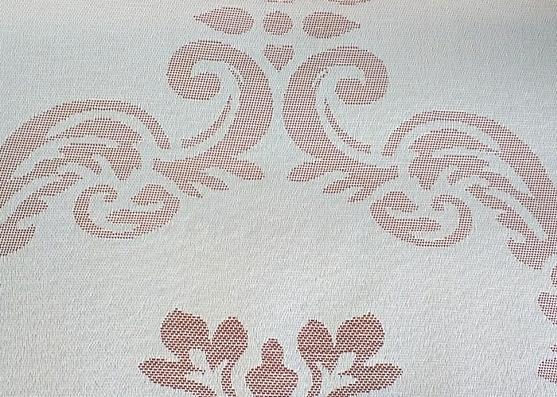 Fábrica directamente cubierta de colchón jacquard tejido de punto puro personalizado DF 22-4
