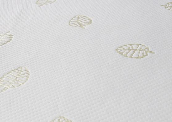Tejido de punto de colchón 180gsm 100% poliéster de 220 cm de ancho