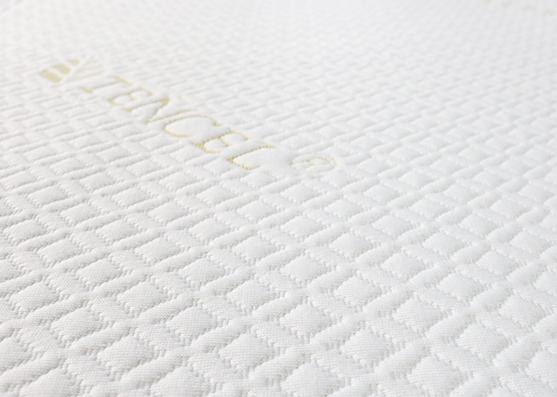 Proveedor de China textil hogar tejido de colchón de punto