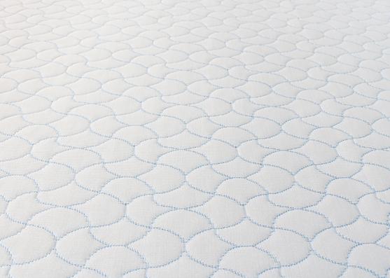 100% Poliéster 200gsm Tejido Tejido de colchón