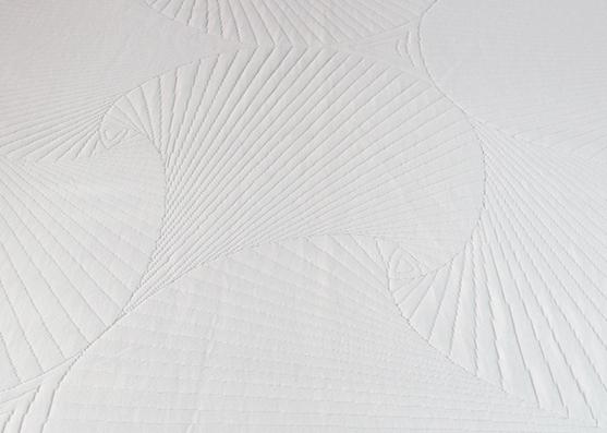 260gsm 220cm tela anti-pilling colchones