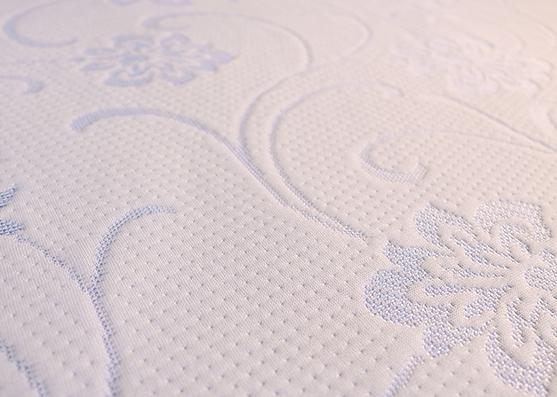 2019 tejido de colchón de punto ecológico anti polvo de salud