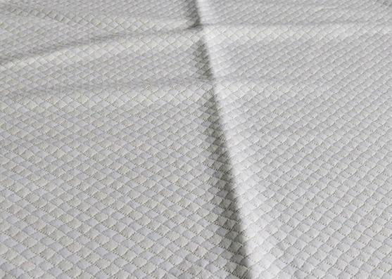 2019 Tela de poliéster especial del colchón de la tapicería de los proveedores de China