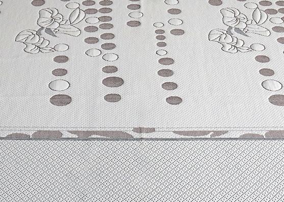 Textiles para el hogar popular tejido de punto tejido antiestático