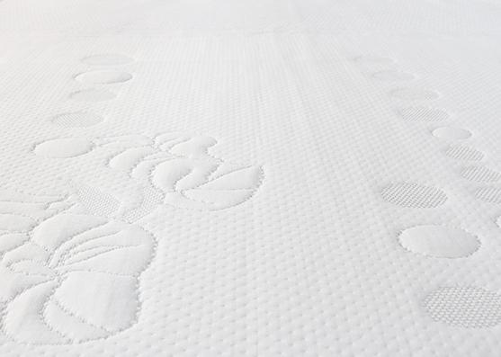 100%  tejido de poliéster con diseño DTY que hace tictac